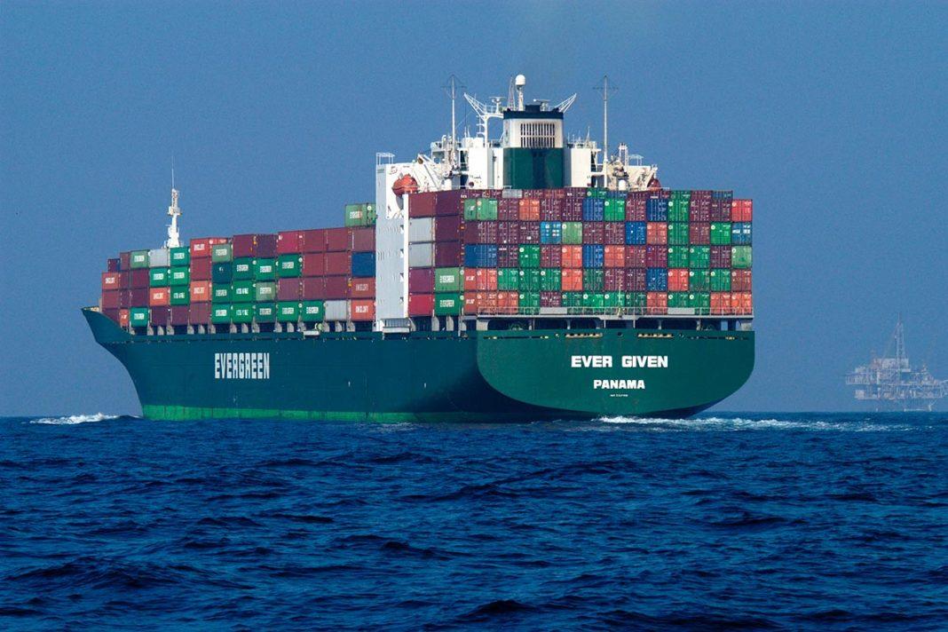 pericolo mega portacontainer