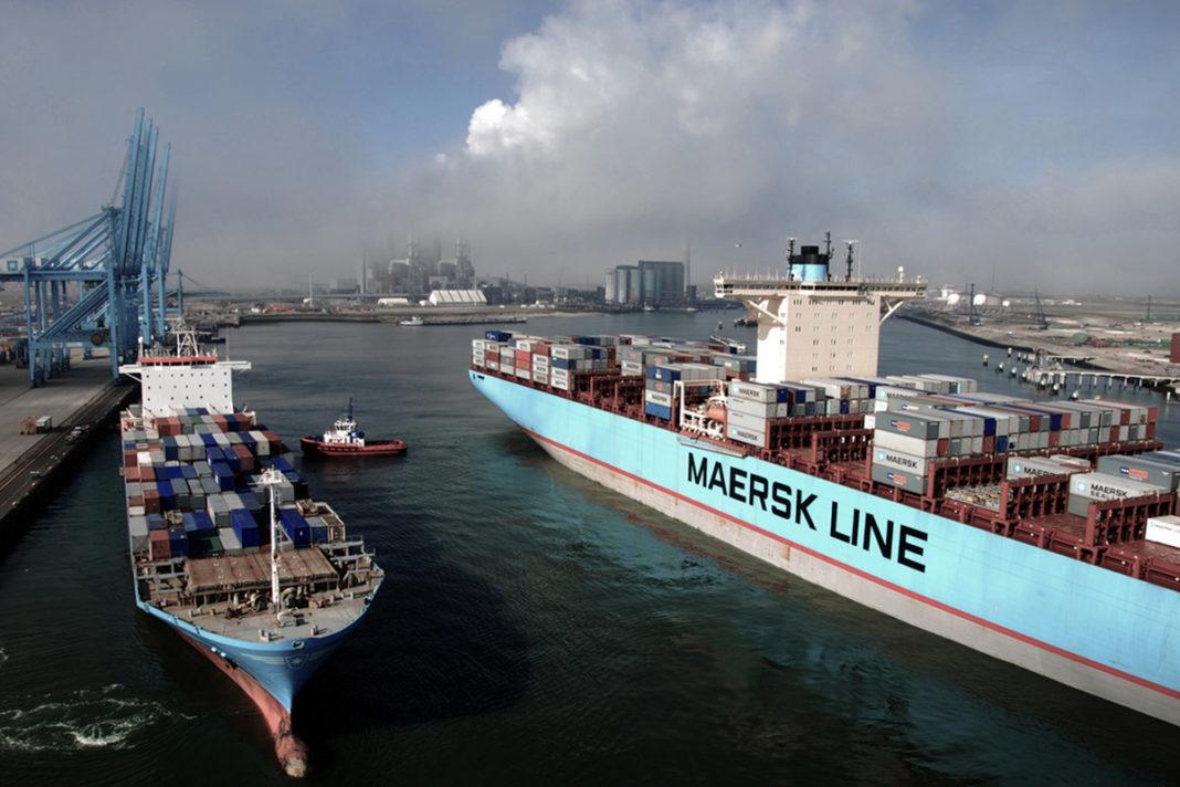 strategia sostenibilita maersk