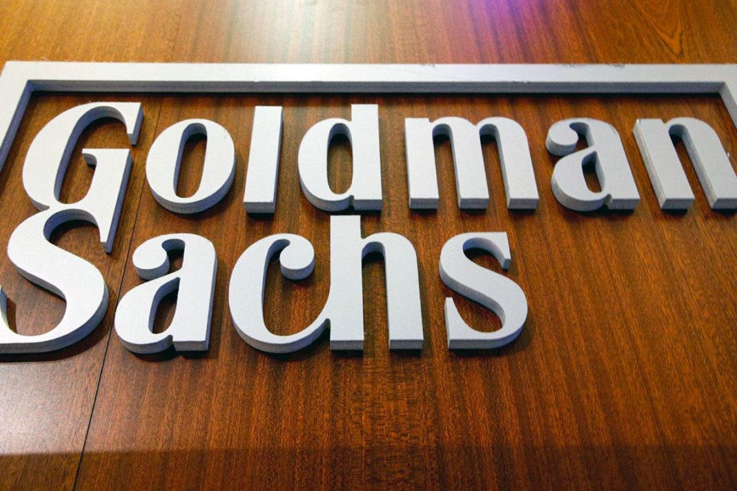 goldman sachs logistica